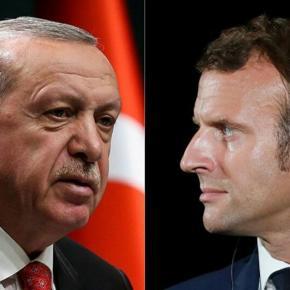 Γαλλία: «Πλησιάζει η ώρα της αναμέτρησης με Τουρκία λόγω Αφρικής, Καυκάσου και Αν.Μεσογείου»Προς νέα Γαλλοτουρκική κρίση-Το Παρίσι προανήγγειλε κυρώσεις στηνΆγκυρα