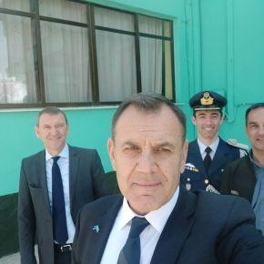 """Bόμβα"" Παναγιωτόπουλου: Μετά τα 18 Rafale, τέσσερις φρεγάτες και δύο πλοία… δώρο από τηνΓαλλία"