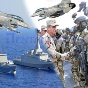 Ελλάδα, Αίγυπτος, Γαλλία & HAE ενώνονται στρατιωτικά κατά της Τουρκίας.Για πρώτη φορά Γαλλία και Αραβικά Εμιράτα στην άσκηση»Μέδουσα»
