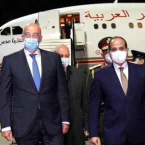 Στην Αθήνα ο Πρόεδρος της Αιγύπτου, Φατάχ αλ Σίσι -Αναλυτικά το πρόγραμμα τηςεπίσκεψης