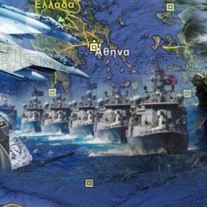 Αποκαλυπτική έρευνα: Εκεί θα χτυπήσει η Ελλάδα την Τουρκία αν δεχθείεπίθεση