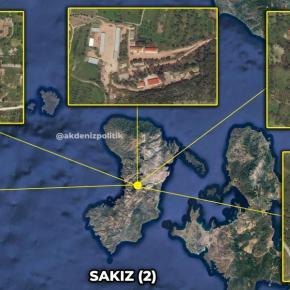 Η Τουρκία στοχοποιεί ελληνικά νησιά και στρατιωτικές βάσεις – Δημιουργούν κλίμα σύγκρουσηςΑπειλούν ευθέως με τουςS-400