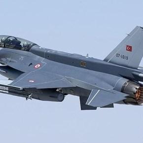 Νέα πρόκληση: Τουρκικό F-16 πέταξε πάνω από τηΣάμο