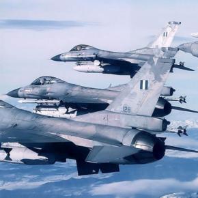 Προς ενίσχυση της στρατηγικής ισχύος: Προχωράει το πρόγραμμα εκσυγχρονισμού τωνF-16