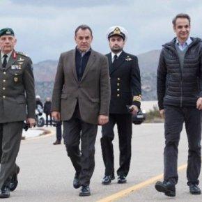 «Πράσινο» φως για προσλήψεις στις Ένοπλες Δυνάμεις – Το σχέδιο του ΓΕΕΘΑ για τους επαγγελματίεςοπλίτες