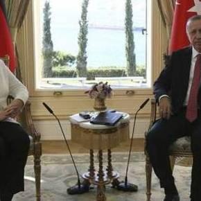 Ισχυρό «χαστούκι» Μέρκελ σε Ερντογάν για την Ελλάδα – Δεν ξέρει από πού του… ήρθε οΣουλτάνος