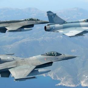 Γιορτή Πολεμικής Αεροπορίας: «Παρέλαση» στους ουρανούς – Αναλυτικά όλες οι εκδηλώσεις(βίντεο)