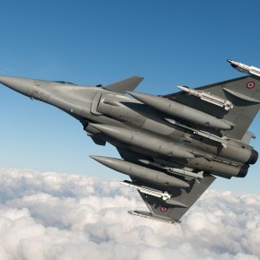 Έρχονται «φορτωμένα»! Τα μαχητικά αεροσκάφη Rafale θα έχουν και πυραύλους AM-39Exocet