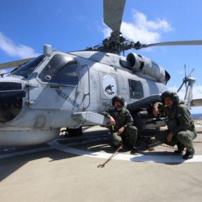 """80 εκ. δολάρια για τη συντήρηση και εκσυγχρονισμό των ελικοπτέρων S-70B6 του ΠΝ, θα συνοδεύουν για πολλά χρόνια τα""""Romeo"""""""