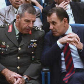 N.Παναγιωτόπουλος: «Στρατηγική μας επιλογή η ενίσχυση των ΕνόπλωνΔυνάμεων»