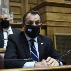 Παναγιωτόπουλος: Ενημέρωσε τη Βουλή για πληθώρα εξοπλιστικών προγραμμάτων[pics]