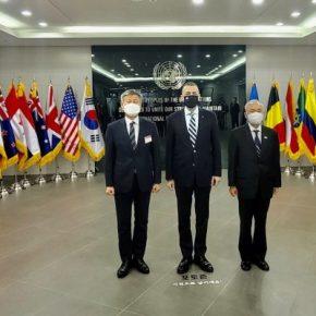 Επίσκεψη ΥΦΕΘΑ Στεφανή στη Δημοκρατία της Κορέας(ΦΩΤΟ)