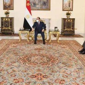 Παναγιωτόπουλος: Τι ειπώθηκε στο σημαντικό τετ-α-τετ με τον Αιγύπτιο Πρόεδρο ΑλΣίσι