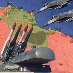 'Ωρα μηδέν» στη Λιβύη – LNA: »Βρισκόμαστε σε πόλεμο με την Τουρκία».Έρχεται «καταιγίδα» εξελίξεων στη Λιβύη ανάμεσα σε Τουρκία καιΑίγυπτο