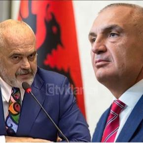 Αλβανία: Σύγκρουση προέδρου της χώρας και πρωθυπουργού για τα ελληνικά χωρικάύδατα