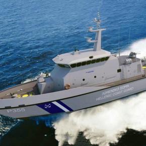 Η ελληνική ακτοφυλακή προχωρά σταθερά σε ένα νέο πρόγραμμα εξοπλισμού των ταχέων σκαφώντης.