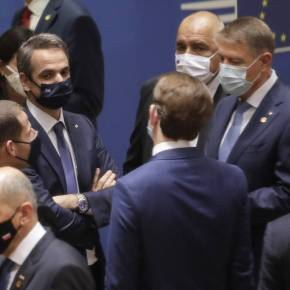 Σύνοδος Κορυφής: Συμφωνία για κυρώσεις στηνΤουρκία.