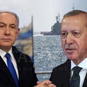 »Ηλεκτροσόκ» στην Άγκυρα με τα ελληνο-ισραηλινά deal.Τρώει »άκυρα» οΕρντογάν