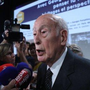 Έφυγε από τη ζωή ο ο πρώην πρόεδρος της Γαλλίας Ζισκάρ Ντ' Εστέν.Έφυγε στα 94 τουχρόνια