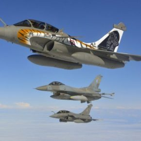 Δεύτερη Μοίρα (+18 ή 22) Rafale η καλύτερη δυνατή επιλογή για την ΠΑ αντί για αγοράF-35
