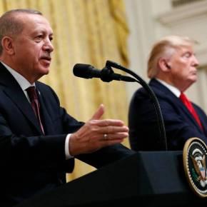 Χαμός στο ΝΑΤΟ: Οργή Ερντογάν για Τραμπ και «πόλεμος» Τσαβούσογλου – Πομπέο για τηνΕλλάδα