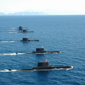 Οι Ρώσοι »κάρφωσαν» τον Ερντογάν για τα γερμανικήυποβρύχια