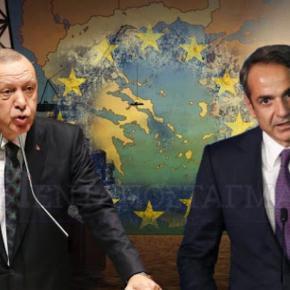 Βέτο Γερμανίας, Ισπανίας & Ιταλίας για κυρώσεις εναντίον της Τουρκίας.Προσχέδιο ΕΕ για κυρώσεις μόνο σε Τούρκους και όχι συνολικά στηνΤουρκία