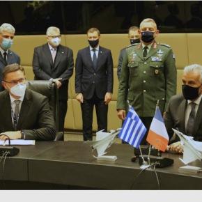 Από την κοινοπραξία MBDA θα οπλιστούν τα νέα ελληνικάRafale