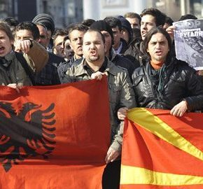 «Η διχοτόμηση της Βόρειας Μακεδονίας θα φέρει ειρήνη στηνπεριοχή»…