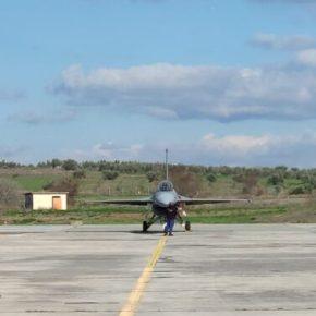 Ανακοίνωση της ΕΑΒ για την πρώτη πτήση τουF-16V