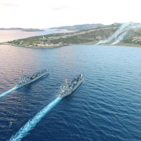 Ποιές διερευνητικές; – Σενάρια απόβασης της Τουρκίας σε ελληνικόνησί