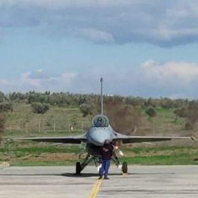 ΕΑΒ – LM: Άλλες δυο πτήσεις με το πρωτότυπο α/φ F-16V προκαλούναισιοδοξία…