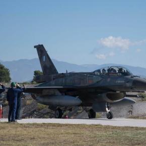 Έτοιμο να κατακτήσει τους αιθέρες! Ξεκίνησαν οι πρώτες δοκιμές του πρωτότυπου αναβαθμισμένου F-16 Viper τηςΠ.Α.