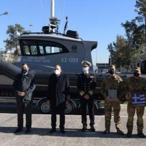 Λιμενικό Σώμα: Απέκτησε δύο υπερσύγχρονα περιπολικά σκάφη Rafnar[pics]