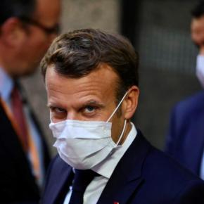 Μακρόν σε Ερντογάν: »Αγαπητέ Ταγίπ, ας μιλήσουμε!»Έτοιμος για επανεκκίνηση διαλόγου ο ΓάλλοςΠρόεδρος!