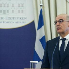Ν.Δένδιας: «Αν δεν συμφωνήσουμε με Τουρκία θα πάμε στηΧάγη»