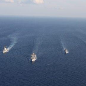 Πρόγραμμα νέων φρεγατών για το Πολεμικό Ναυτικό μετά την επίσκεψη της ΥΠΑΜΓαλλίας