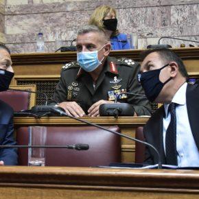 """""""Να γιατί επιλέξαμε τα Rafale"""" και η διαδικασία… Ο ΥΕΘΑ Νικόλαος Παναγιωτόπουλος στηΒουλή"""