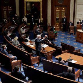 ΗΠΑ: Η δημοκρατία «αντεπιτίθεται» – Συνεδριάζει η Γερουσία για να επικυρώσει τη νίκηΜπάιντεν