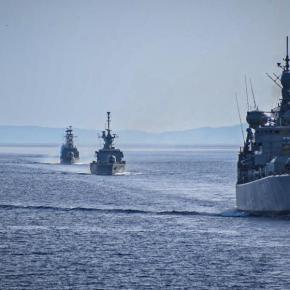 Μάταιες οι «πονηριές» της Άγκυρας στο Αιγαίο – Ο ελληνικός στόλος «κυκλώνει» τη ΓαλάζιαΠατρίδα