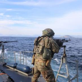 Ελληνική κυριαρχία στο Αιγαίο: Σε επιχειρησιακή χρήση τα σκάφη Ανορθοδόξου Πολέμου MARKV