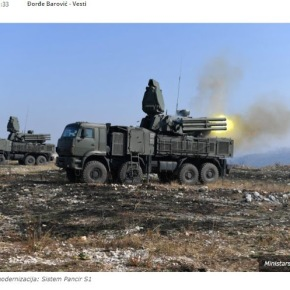 Βαλκάνια: «Η Σερβία είναι μπροστά από χώρες του ΝΑΤΟ σε στρατιωτικήισχύ»
