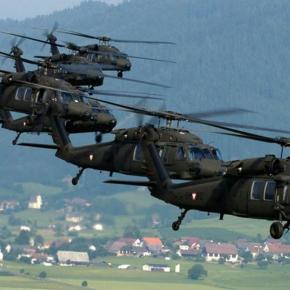 «Χτύπημα» ΗΠΑ σε Τουρκία: Χιλιάδες Αμερικανοί στρατιώτες με 150 ελικόπτερα στηνΑλεξανδρούπολη