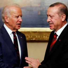 »Ψυχρολουσία» από ΗΠΑ: Η Κυβέρνηση Μπάιντεν συνομίλησε πρώτα με τηνΤουρκία