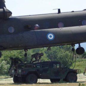 Μόνιμη βάση για ε/π CH-47DG/SD Chinook στην Κρήτη… ταχεία πρόσβασηπαντού