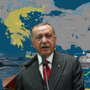 Oι Ιταλοί αποδέχονται τις τουρκικές διεκδικήσεις σεΑιγαίο-Μεσόγειο