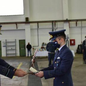 ΓΕΑ: Ο Αντιπτέραρχος Μπλιούμης συνεχάρη τους νέους Ιπτάμενους της Πολεμικής Αεροπορίας[pics]