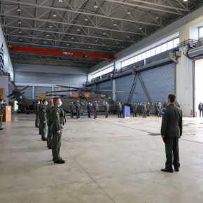 ΓΕΕΘΑ: Απονεμήθηκαν τα πρώτα πτυχία χειριστών ελικοπτέρων NH-90 TTH της Μονάδας Αεροπορικών Ειδικών Επιχειρήσεων(pics)
