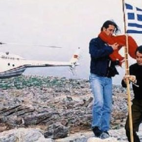 Πυρά πρώην αρχηγού ΓΕΣ… ούτε ένα στεφάνι στο μνημείο για τους ήρωες τωνΙμίων