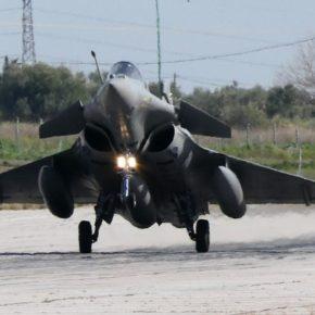 Rafale: Ξεκίνησε η εκπαίδευση των Ελλήνων πιλότων στα γαλλικά μαχητικάαεροσκάφη
